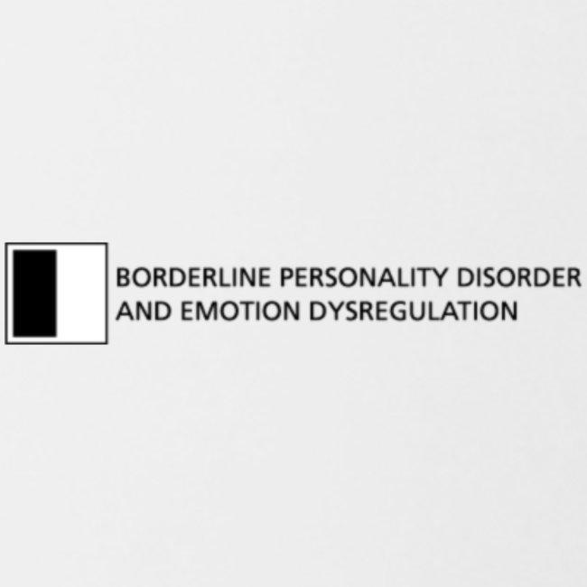 Borderline Personality Disorder and Emotion Dysregulation