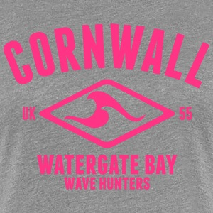 CORNWALL WATERGATE BAY T-Shirts - Women's Premium T-Shirt