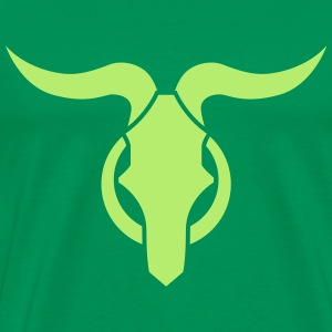 goat head T-Shirts - Men's Premium T-Shirt