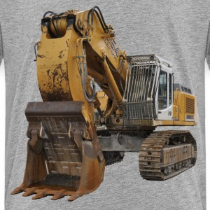 construction machine Shirts - Kids' Premium T-Shirt