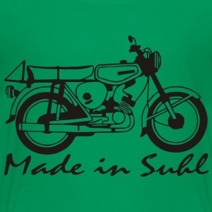 Simson s51 Made in Suhl - Kinder Premium T-Shirt