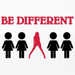 Be different Langarmshirts - Frauen Premium Langarmshirt