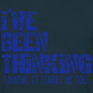 i have bee thinking T-Shirts - Men's T-Shirt