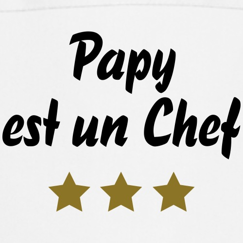 papy chef 3 etoiles