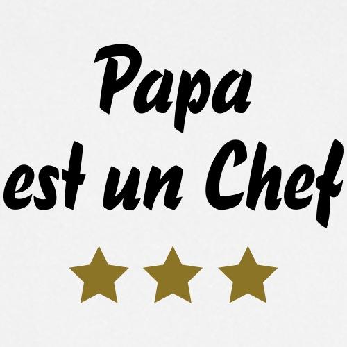 papa chef 3 etoiles