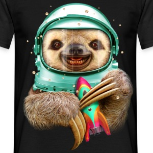 SPACESLOTH - Men's T-Shirt
