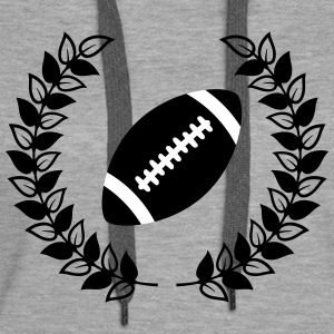 football Hoodies & Sweatshirts - Women's Premium Hoodie