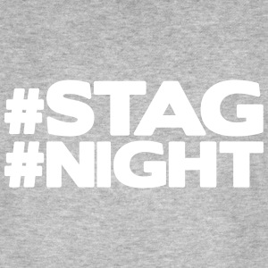 #STAG #NIGHT Tee shirts - T-shirt bio Homme