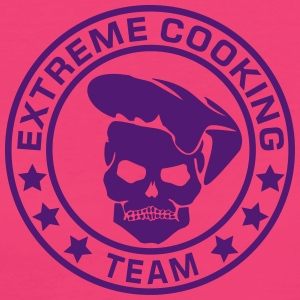 Extreme Cooking Team  T-Shirts - Frauen Bio-T-Shirt