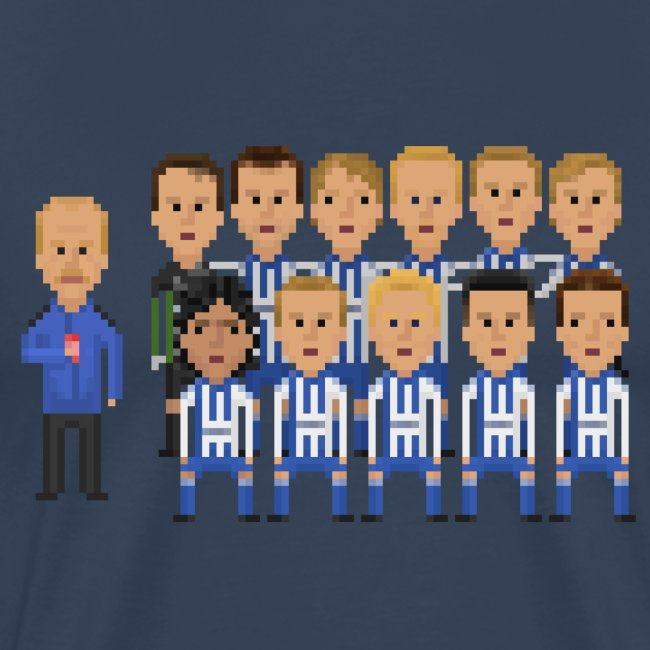 Man T-Shirt - Helsinki Glory