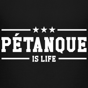 Petanque is life Shirts - Teenager Premium T-shirt