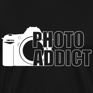 Photo Addict Camisetas - Camiseta premium hombre