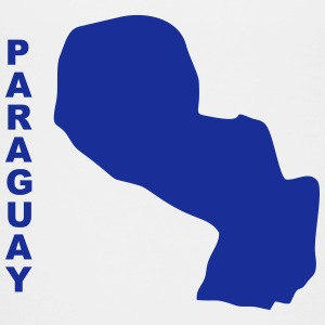 South America - Paraguay Shirts - Teenage Premium T-Shirt