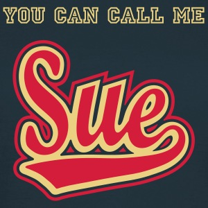 Sue - T-shirt personalised with your name T-Shirts - Women's T-Shirt