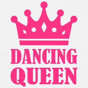 Dancing Queen T-Shirts - Männer T-Shirt