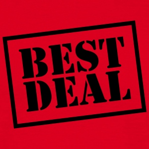 Best Deal T-shirts - Herre-T-shirt