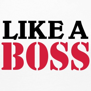 Like a Boss Tee shirts manches longues - T-shirt manches longues Premium Femme