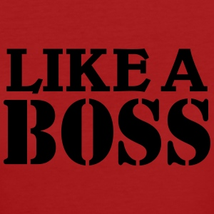 Like a Boss T-shirts - Organic damer