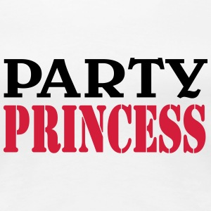 Party Princess T-Shirts - Women's Premium T-Shirt