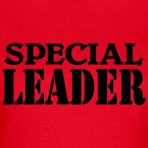 Special Leader T-shirts - Dame-T-shirt