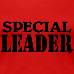 Special Leader T-Shirts - Women's Premium T-Shirt