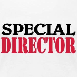 Special Director T-Shirts - Women's Premium T-Shirt