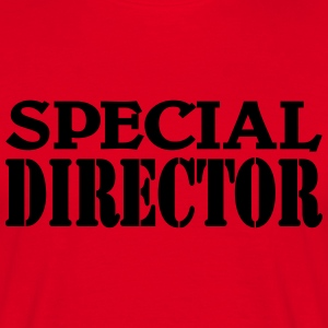 Special Director T-shirts - Herre-T-shirt