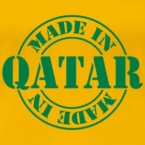 made_in_qatar_m1 T-skjorter - Premium T-skjorte for kvinner
