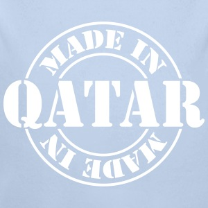 made_in_qatar_m1 Pullover & Hoodies - Baby Bio-Langarm-Body