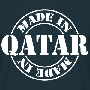 made_in_qatar_m1 Tee shirts - T-shirt Homme