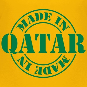 made_in_qatar_m1 Camisetas - Camiseta premium adolescente