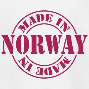 made_in_norway_m1 T-Shirts - Kinder T-Shirt