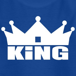 I'm the King Tee shirts - T-shirt Enfant