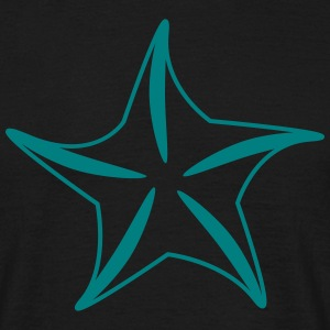 Starfish (a)  T-Shirts - Men's T-Shirt