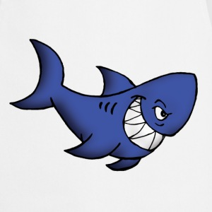 shark ! - Cooking Apron