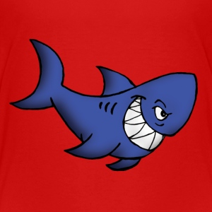shark - T-shirt Premium Ado