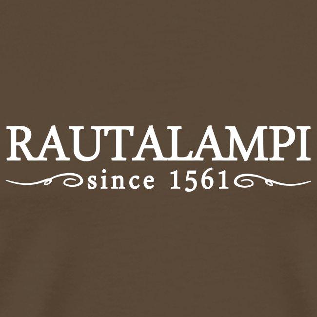 Since 1561 T-paita
