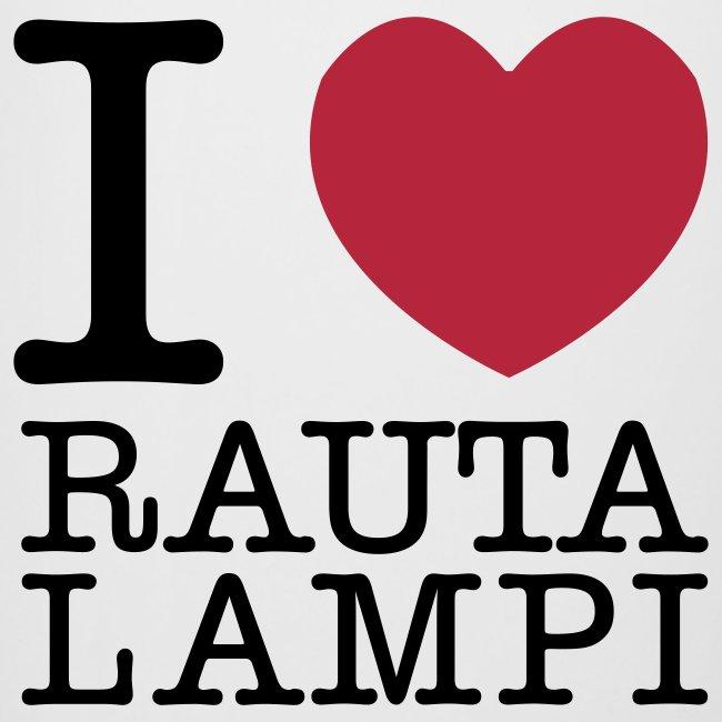 I love Rautalampi - oluttuoppi
