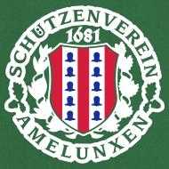 Motiv ~ Schützenverein Schürze Grün