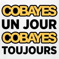 Motif ~ Cobayes Toujours -  Ado