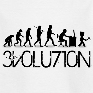 Evolution Craft Tee shirts - T-shirt Ado