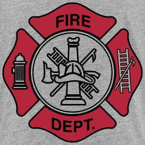 Fire Department Symbol Shirts - Kids' Premium T-Shirt