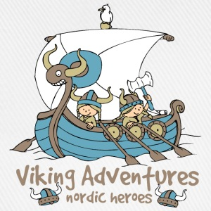 Viking Adventures - Nordic Heroes - Baseball Cap