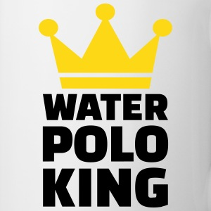 Water Polo King Flaschen & Tassen - Tasse