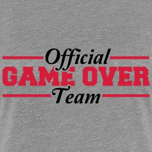 Official Game Over Team T-Shirts - Women's Premium T-Shirt