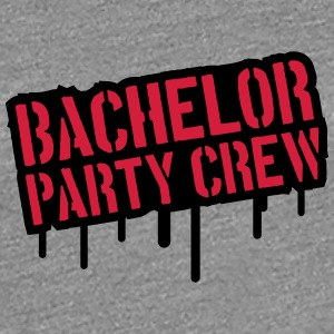 Bachelor Party Crew Stempel T-Shirts - Women's Premium T-Shirt