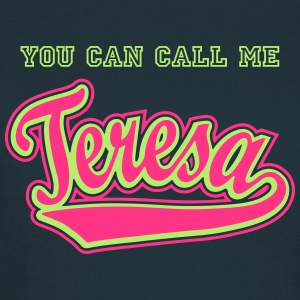 Teresa - T-shirt personalised with your name T-Shirts - Women's T-Shirt