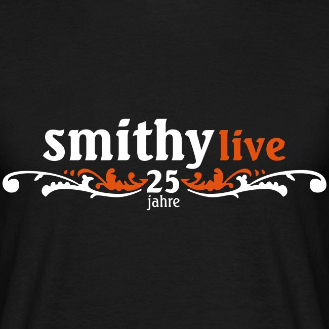 SMITHY 25 Jahre - Herren Basic
