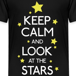 Keep Calm Stars T-Shirts - Kinder Premium T-Shirt