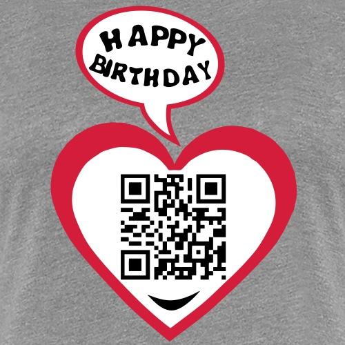 45_years_big_kisses_code_qr_happy_birthd